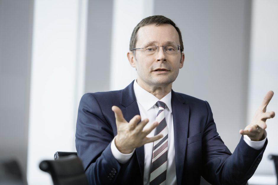 Kolumne Dr. Ulrich Kater, Chefvolkswirt der DekaBank, das Wertpapierhaus der Sparkassen: Noch keine Entwarnung