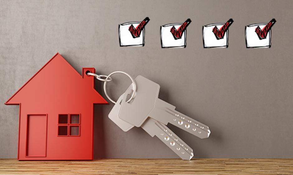 Checkliste für den Hauskauf