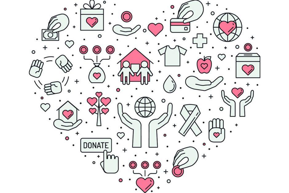 Spenden: Gehen Sie Trittbrettfahrern nicht auf den Leim