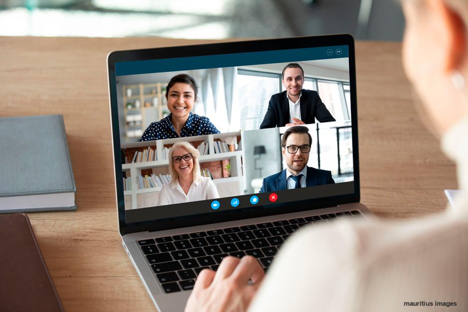 Sieben Tipps für die erfolgreiche Videokonferenz im Unternehmen