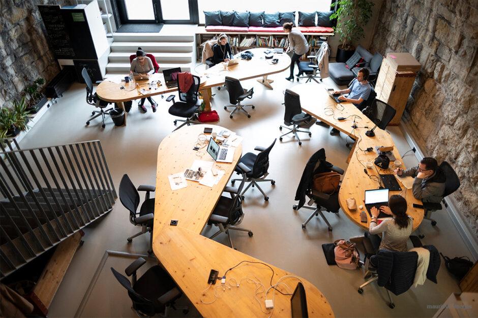 Coworking Spaces – zwischen Kaffeeküche und Kreativität