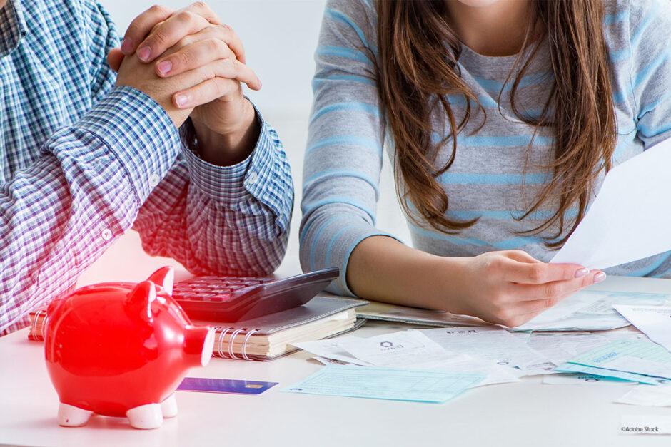 Sparen Sie Geld mit dem Sparkassen-Haushaltskalender