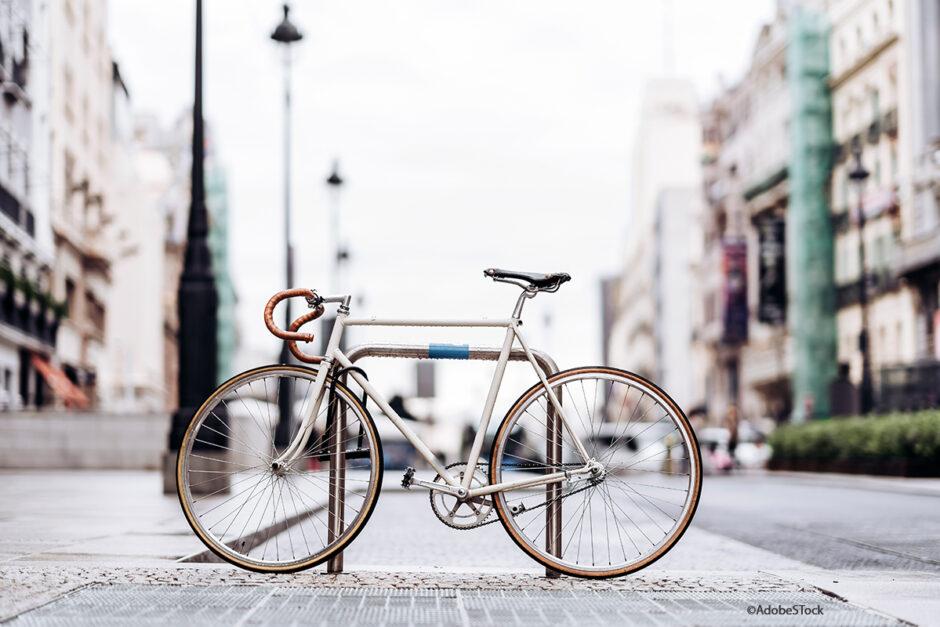Mehr Schutz für dein Fahrrad
