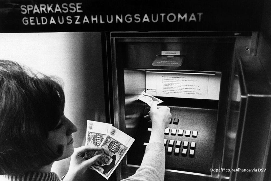 Wie funktioniert eigentlich ein Geldautomat?