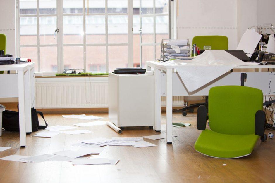 Albtraum Einbruch: Schützen Sie Ihre Firmenwerte!